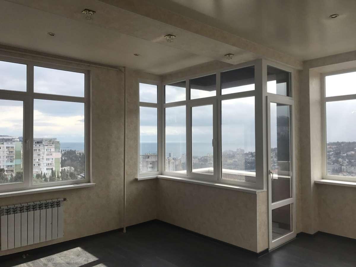Трехкомнатная квартира в ЖК Панорама 14