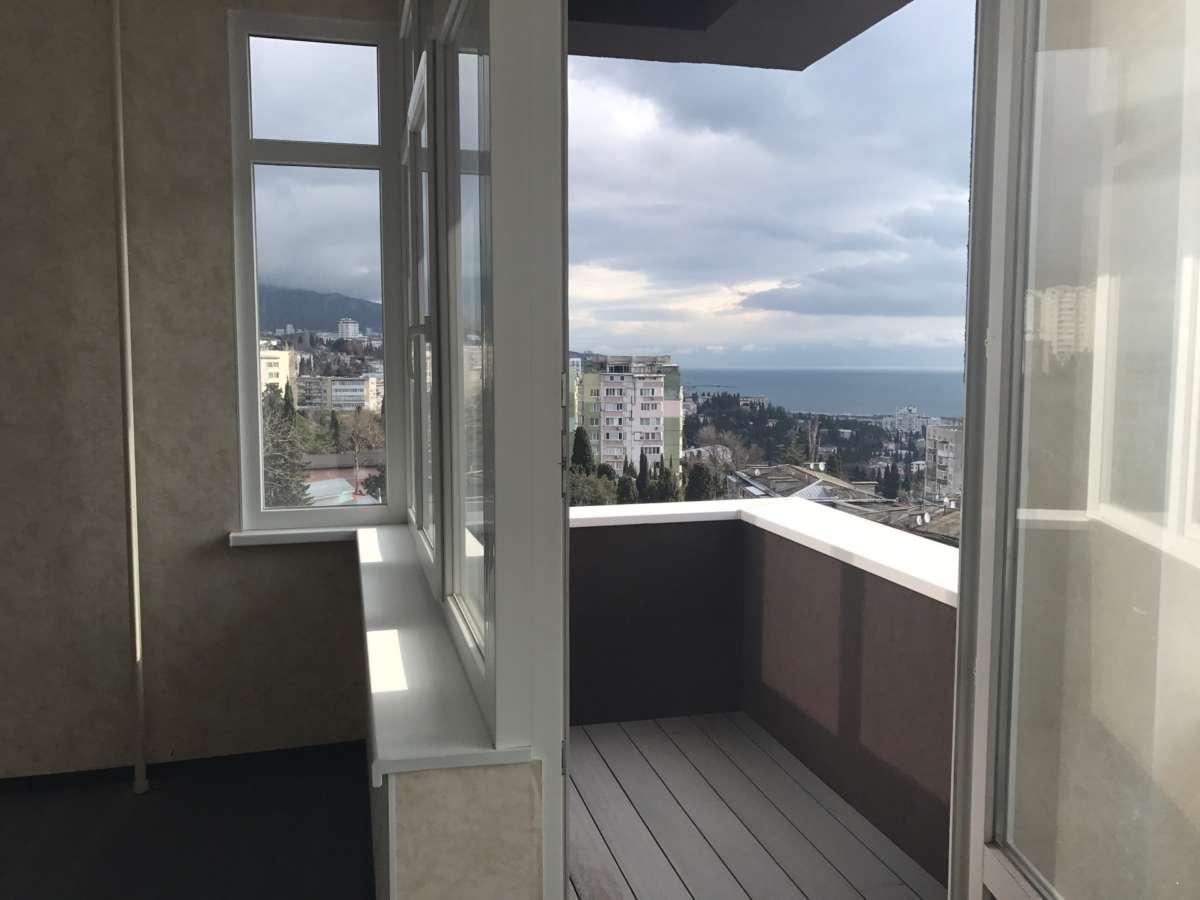 Трехкомнатная квартира в ЖК Панорама 20
