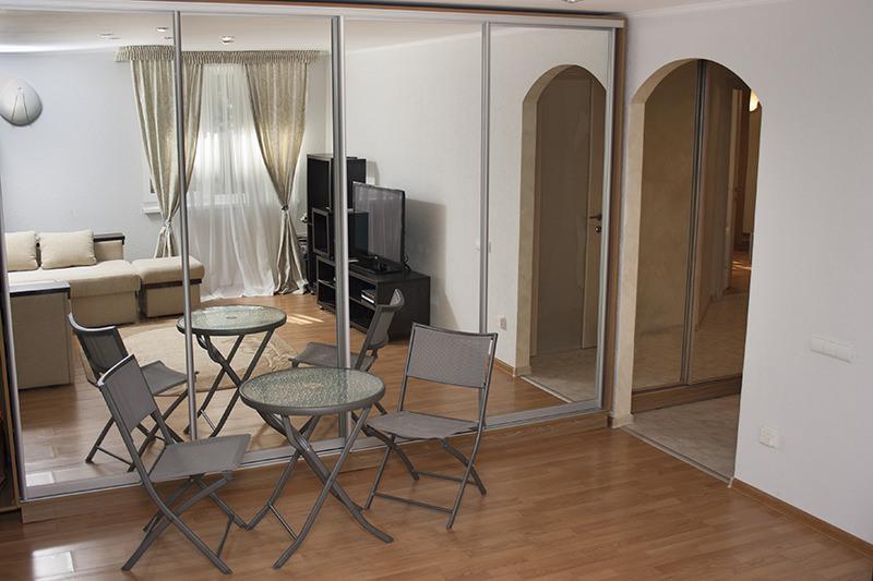 Трехкомнатная квартира в Форосе 2