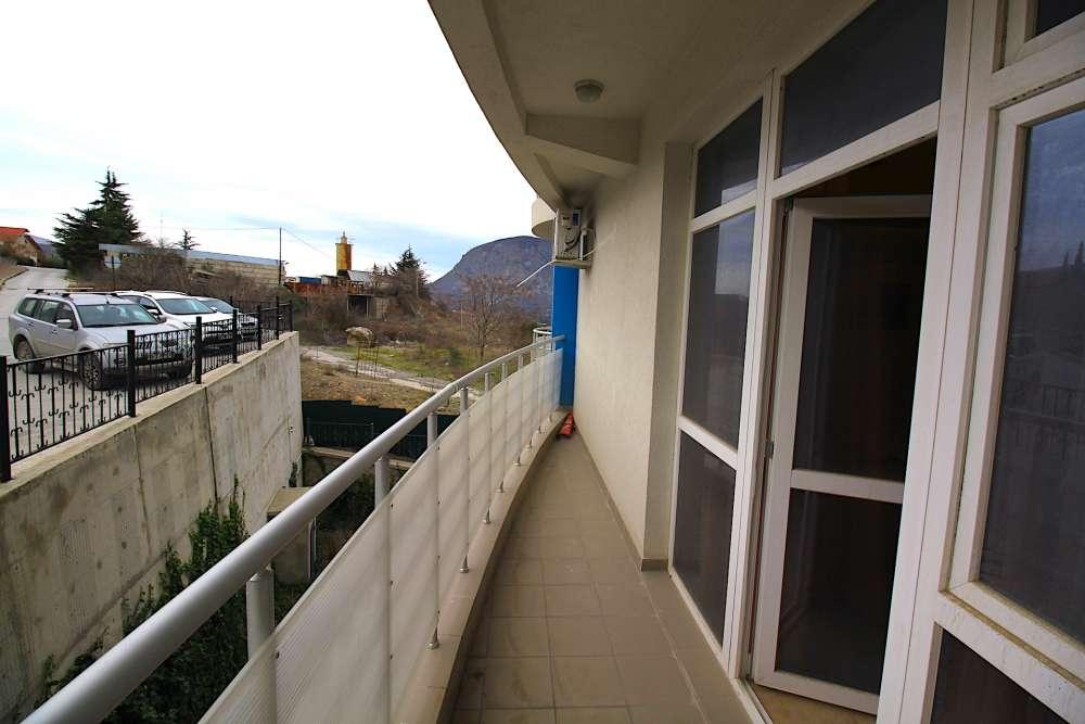 Двухкомнатная квартира в закрытом комплексе 7