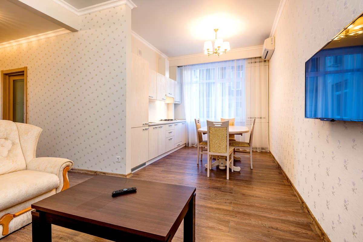 Квартира в Ялте с евроремонтом 7