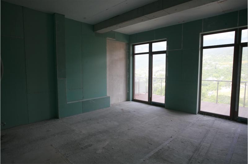 Трехкомнатная квартира с террасой 3
