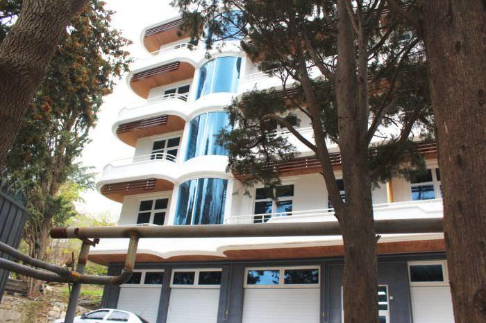 Уютная однокомнатная квартира в Ливадии. 8