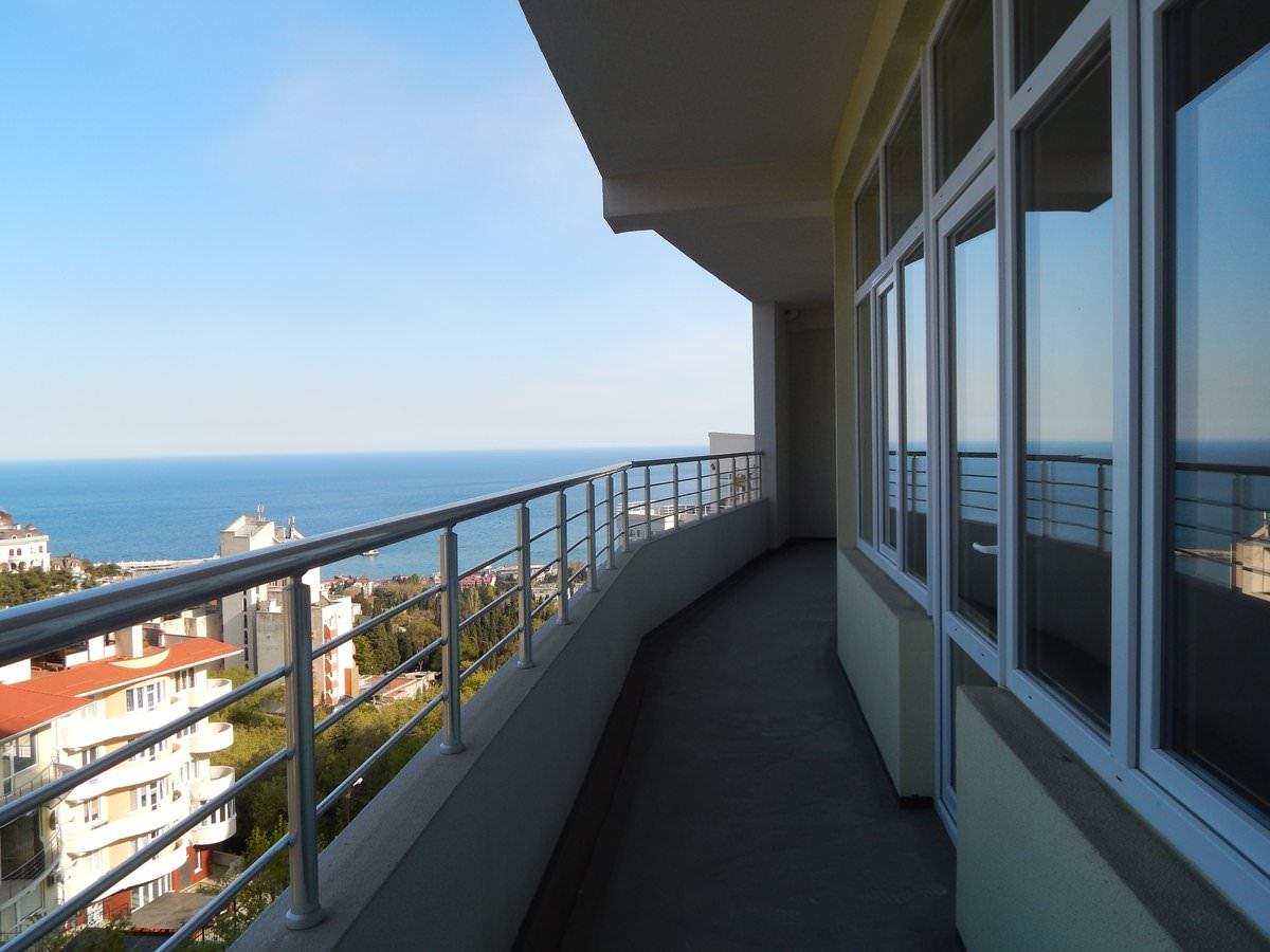 Видовая квартира с Балконом 2