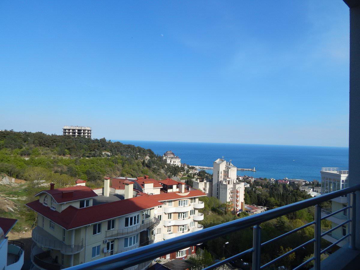 Видовая квартира с Балконом 3
