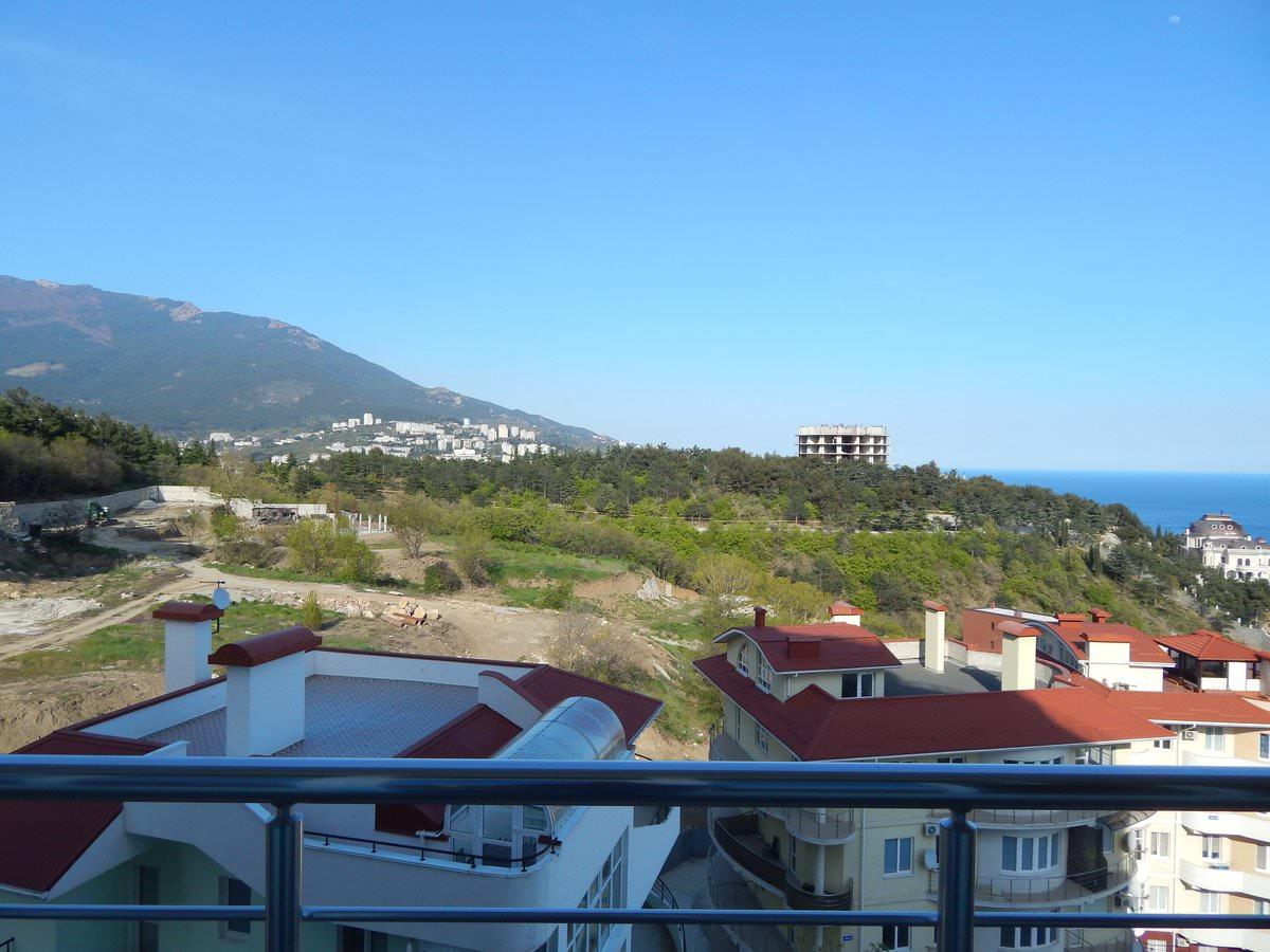 Видовая квартира с Балконом 4