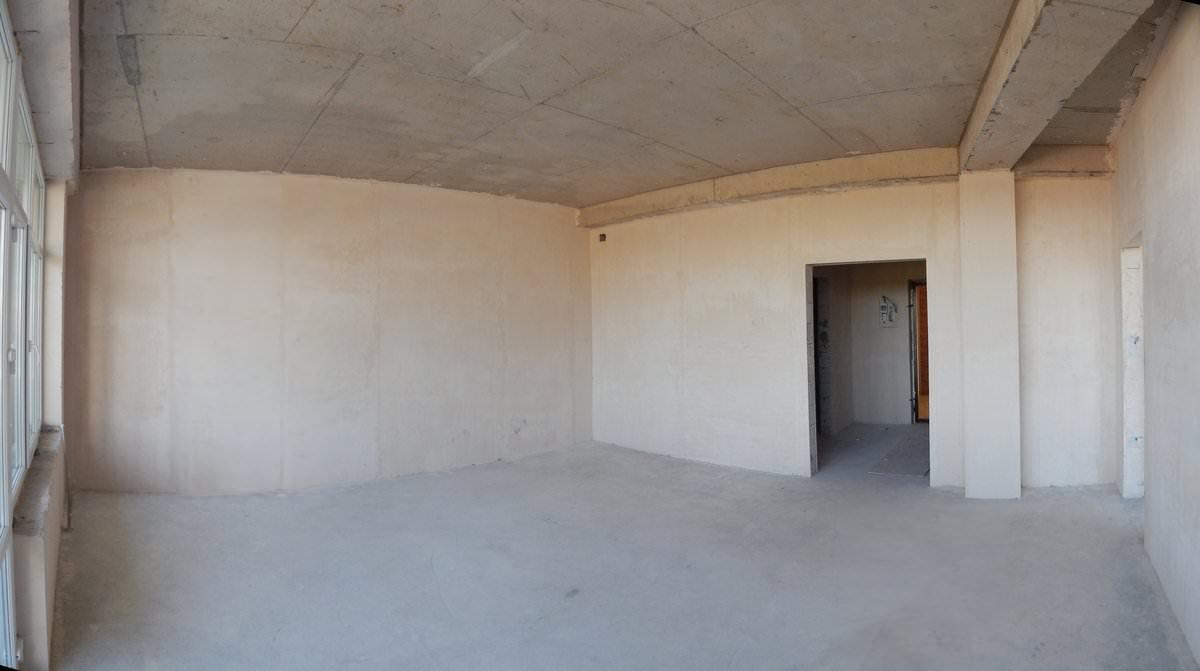 Видовая квартира с Балконом 5