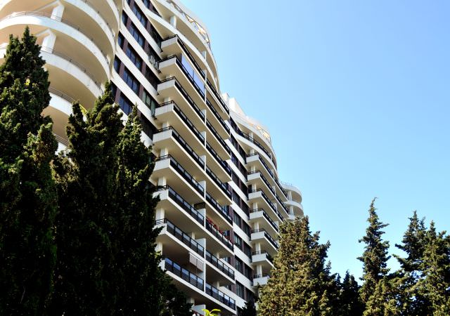 Двухкомнатная квартира в Приморском парке 11