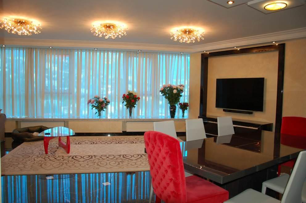 Квартира класса Люкс в Жилом Комплексе Шестой Элемент 11
