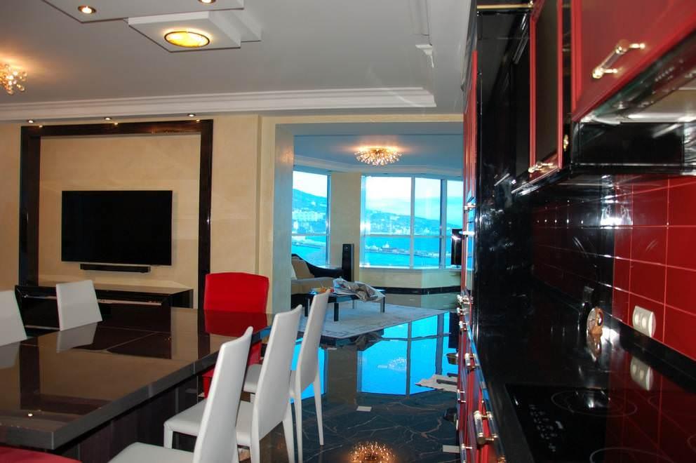 Квартира класса Люкс в Жилом Комплексе Шестой Элемент 12