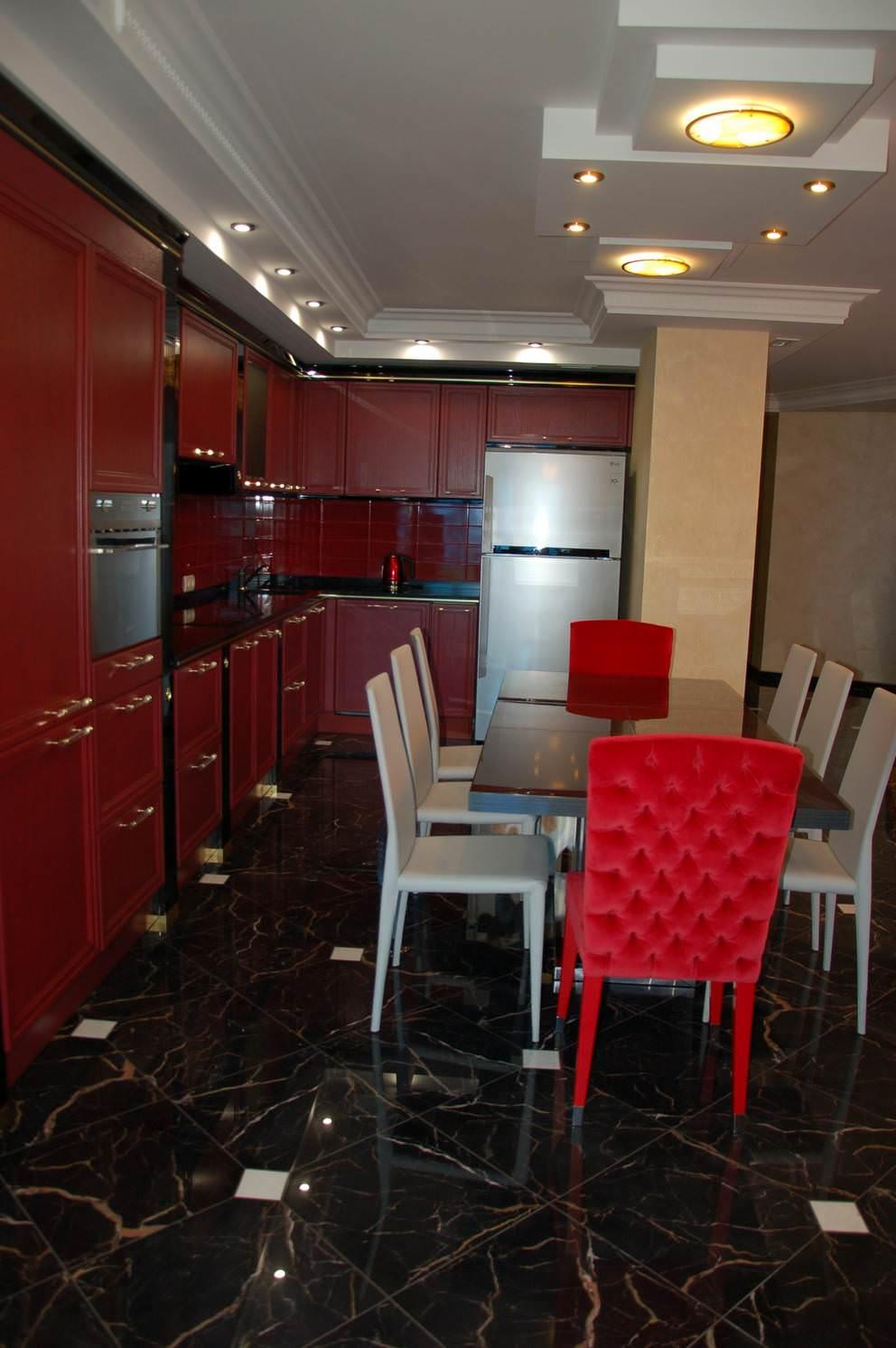 Квартира класса Люкс в Жилом Комплексе Шестой Элемент 16