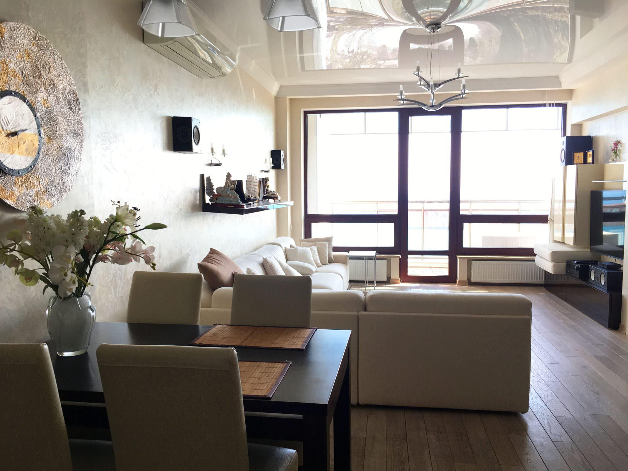 Двухкомнатные апартаменты в Приморском Парке ЖК Парус 2
