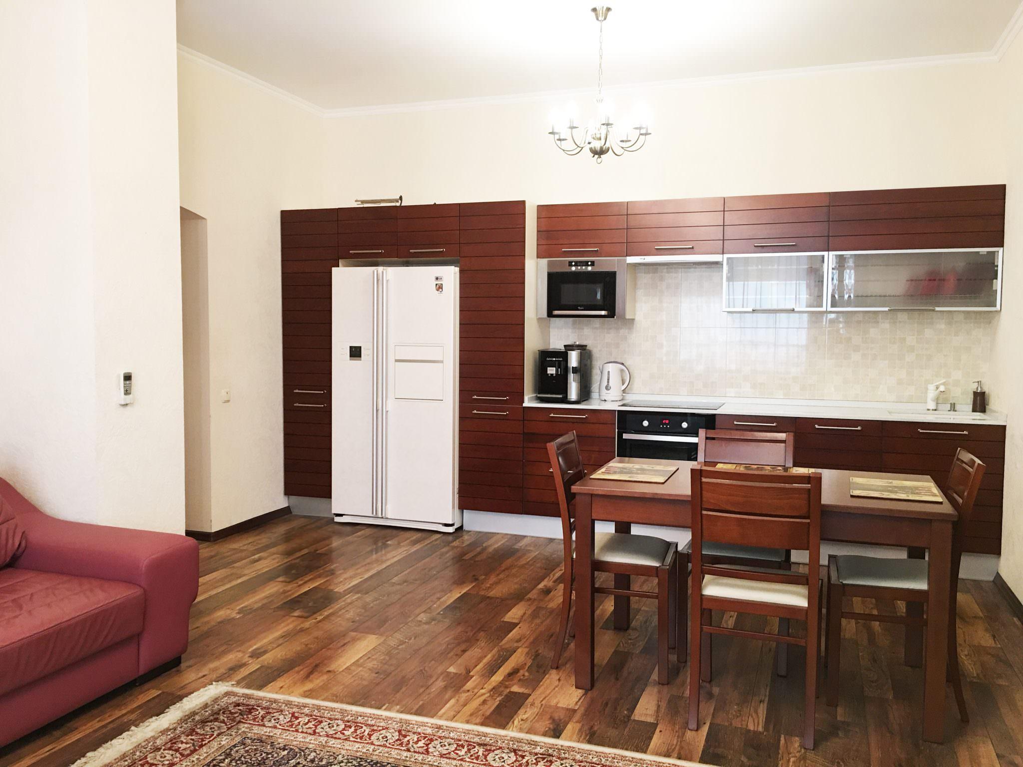Двухкомнатная квартира в ЖК Омега. 1