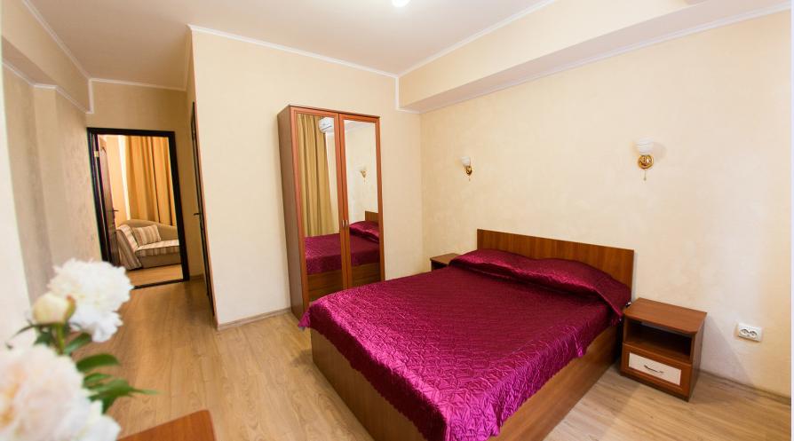Отель Виктория в Алуште 11