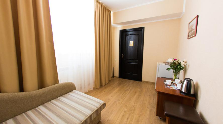 Отель Виктория в Алуште 12