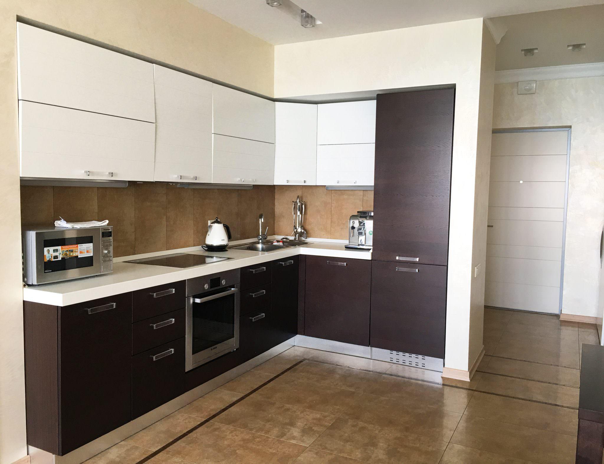 Двухкомнатные апартаменты в Приморском Парке ЖК Парус 4