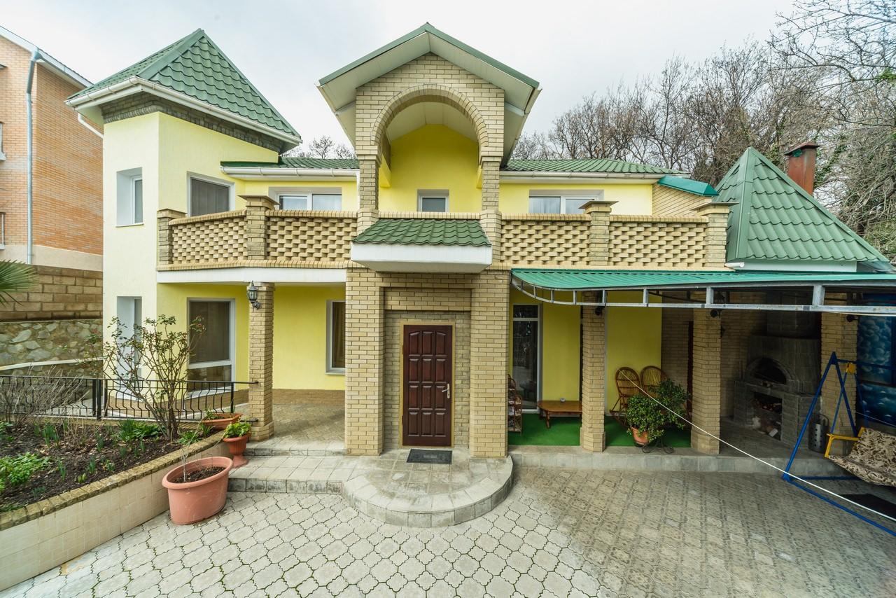 Частное Домовладение в Кореизе 1