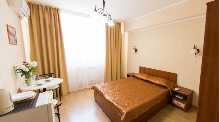 Отель Виктория в Алуште 16