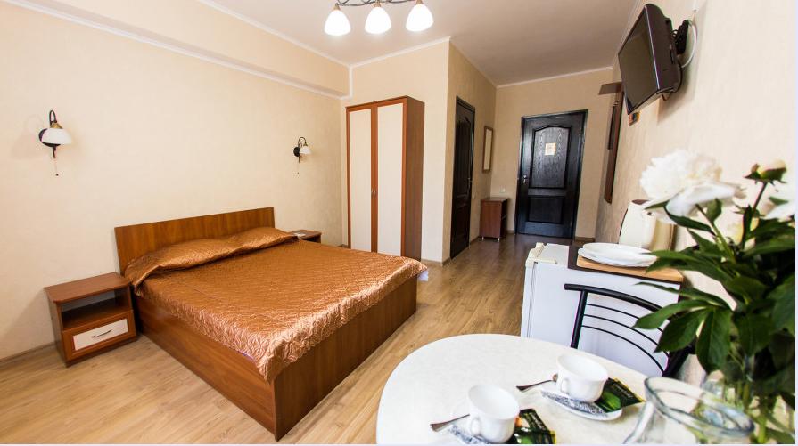 Отель Виктория в Алуште 18
