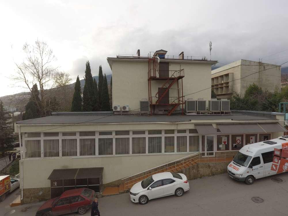 Отель Чайка в Гурзуфе 8