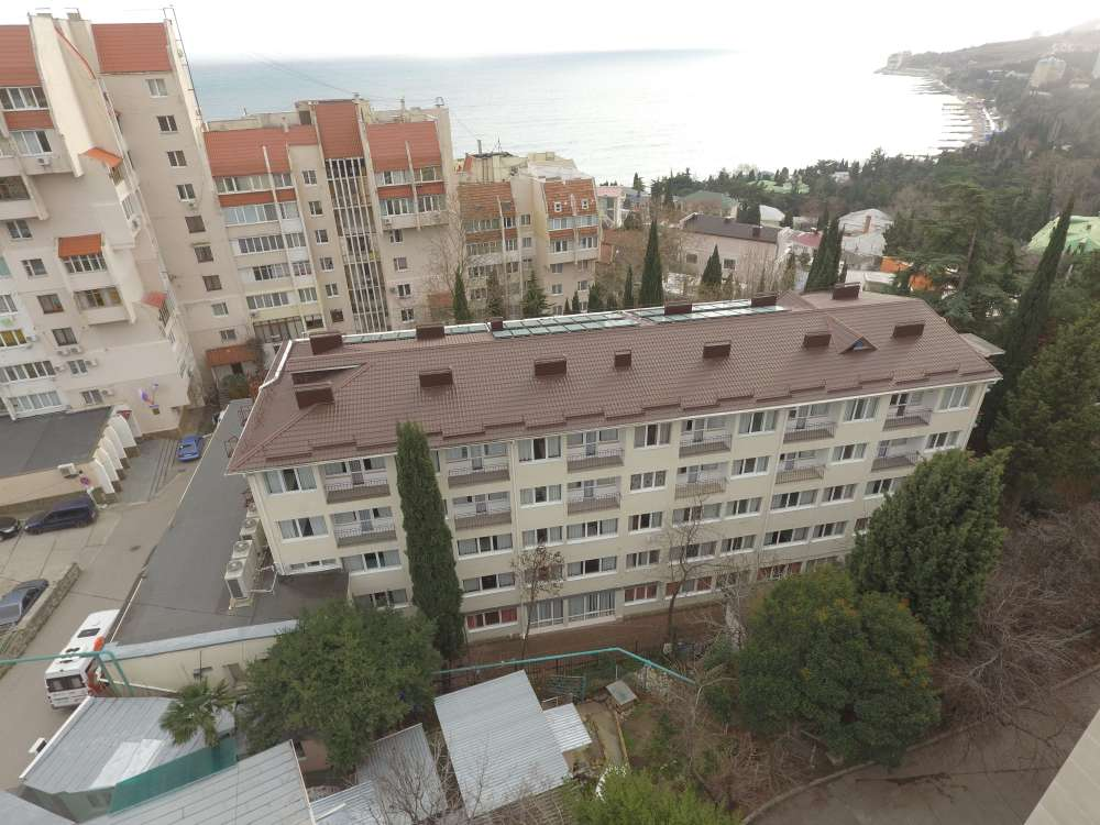 Отель Чайка в Гурзуфе 11