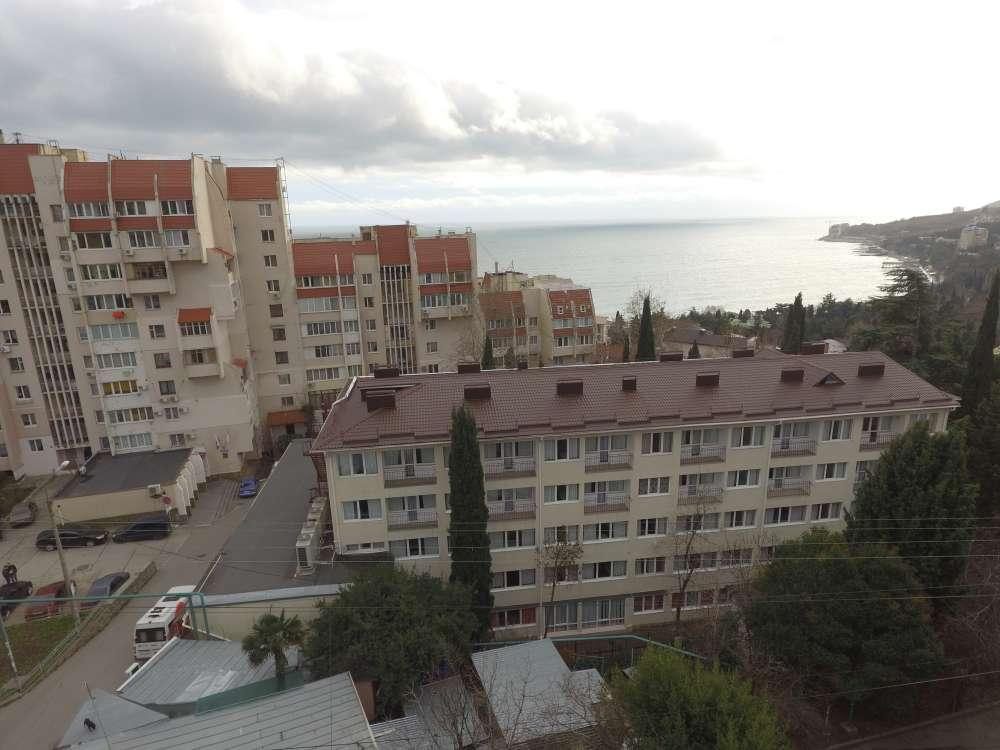 Отель Чайка в Гурзуфе 2