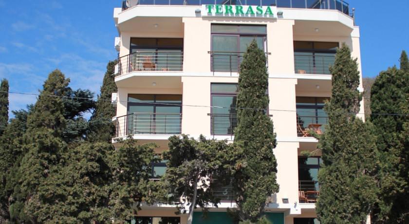 Отель Терраса в Алуште 3