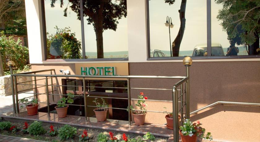 Отель Терраса в Алуште 8