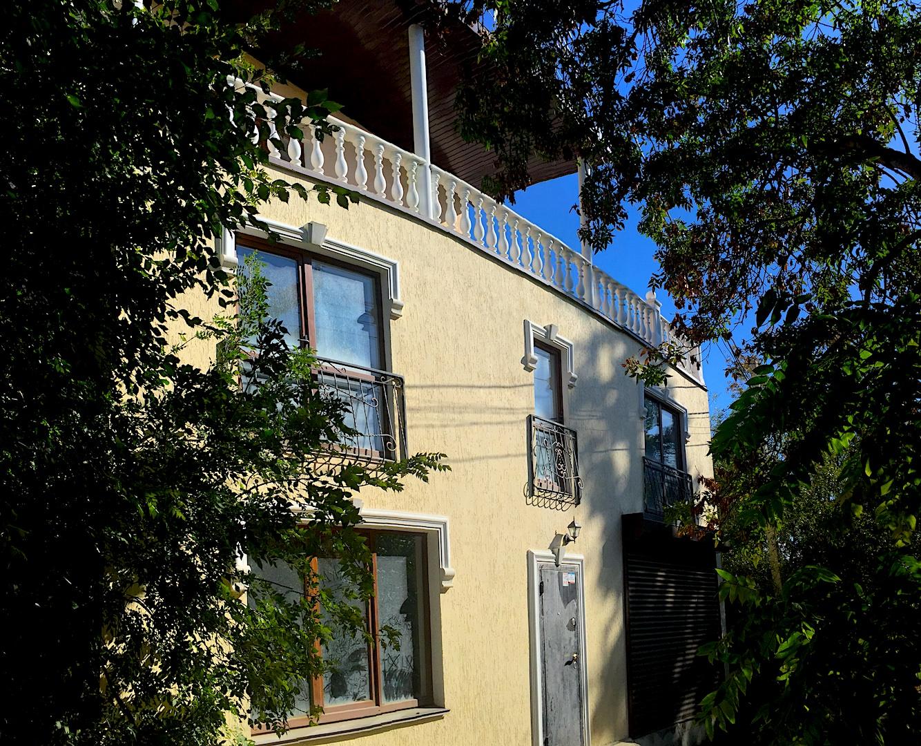Продажа дома в Гурзуфе с видовой террасой 7