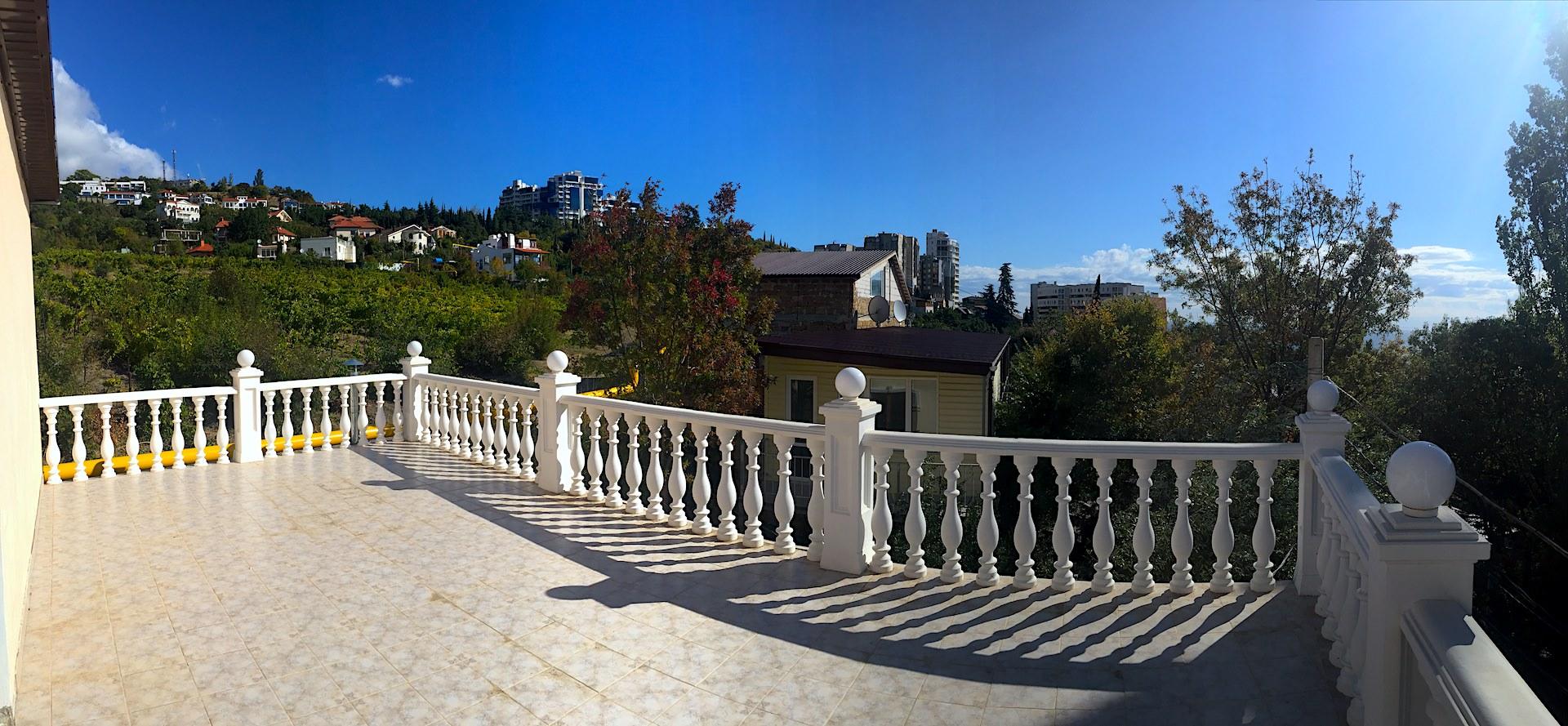 Продажа дома в Гурзуфе с видовой террасой 4