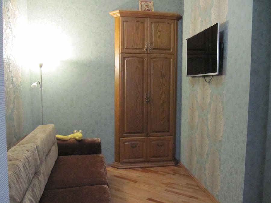 Двухуровневая квартира в Кореизе 7