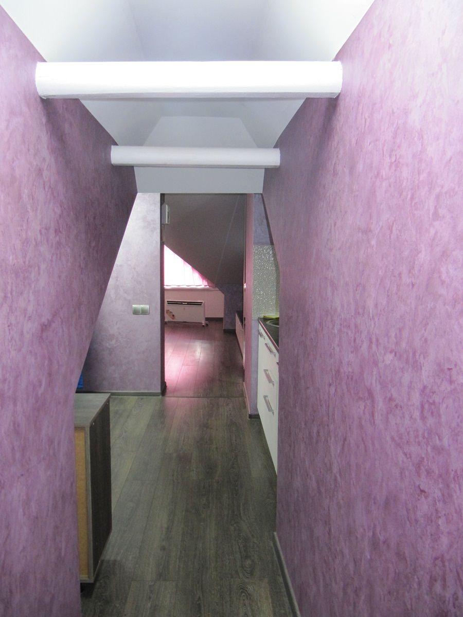 Двухуровневая квартира в Кореизе 14