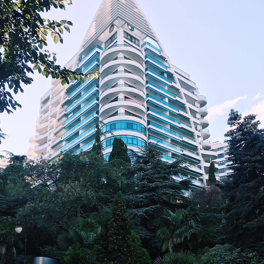 Двухкомнатные апартаменты в Приморском Парке ЖК Парус 10