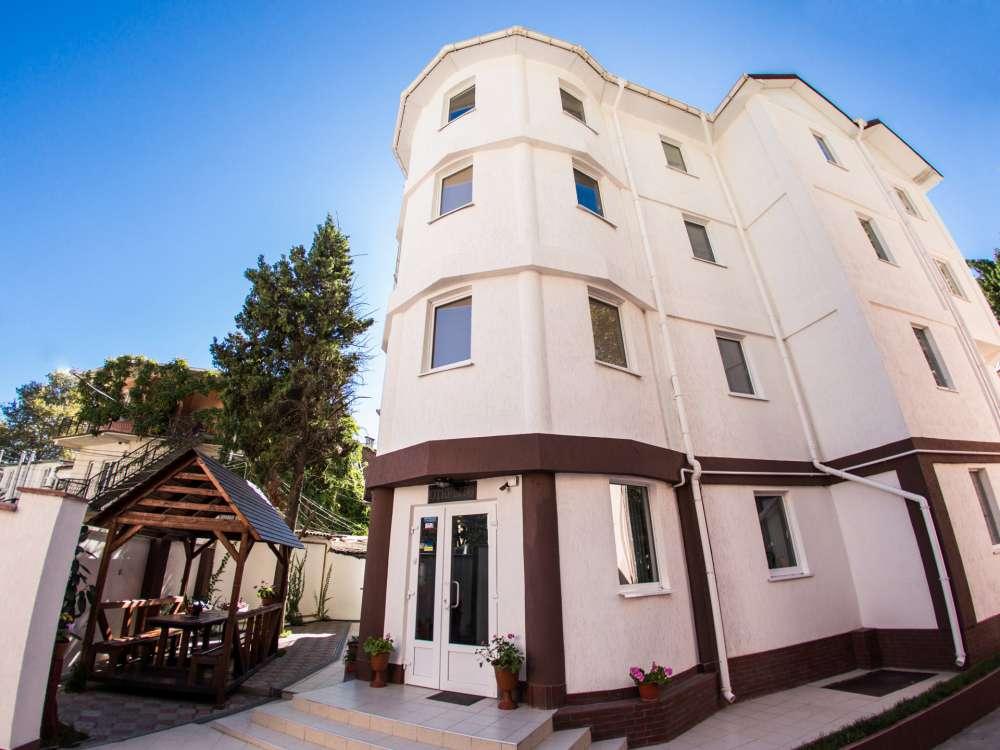 Отель Виктория в Алуште 2