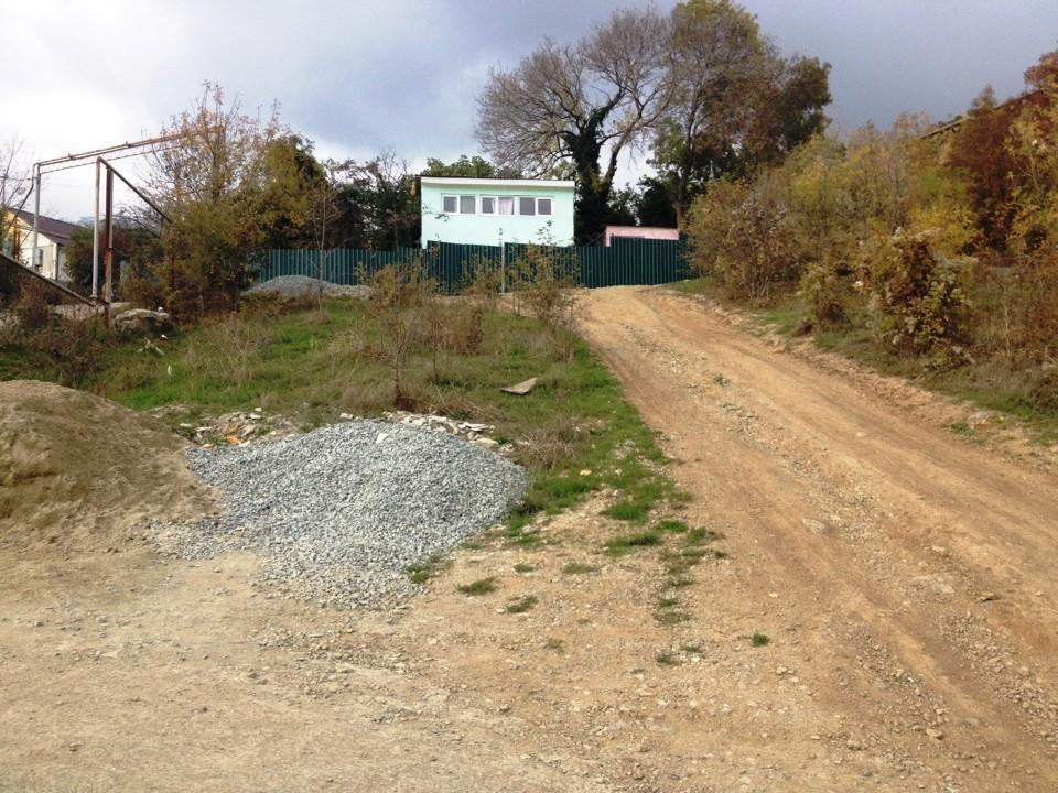 Земельный участок 6 соток в Ялте пос. Васильевка 2