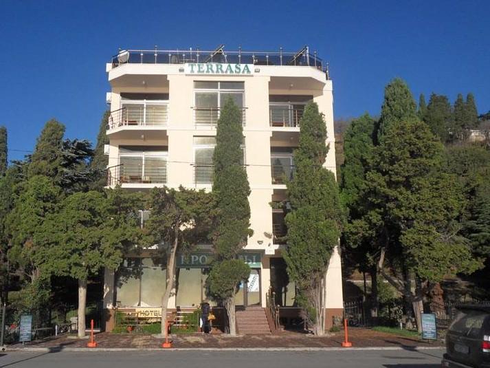 Отель Терраса в Алуште 4
