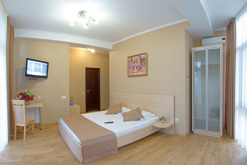 Отель Терраса в Алуште 11