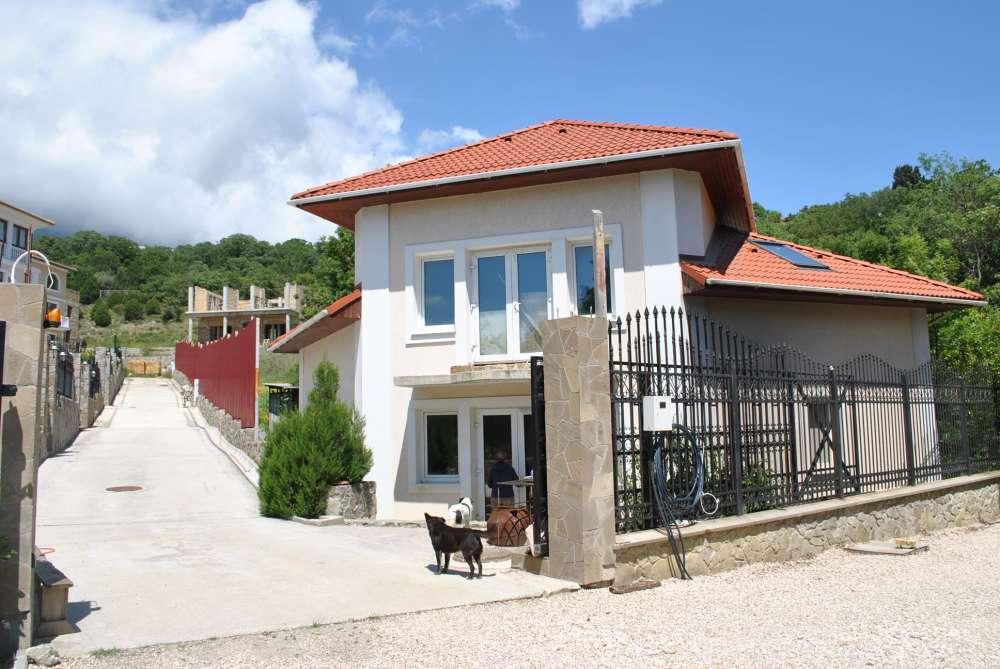 Дом в Симеизе около моря 2