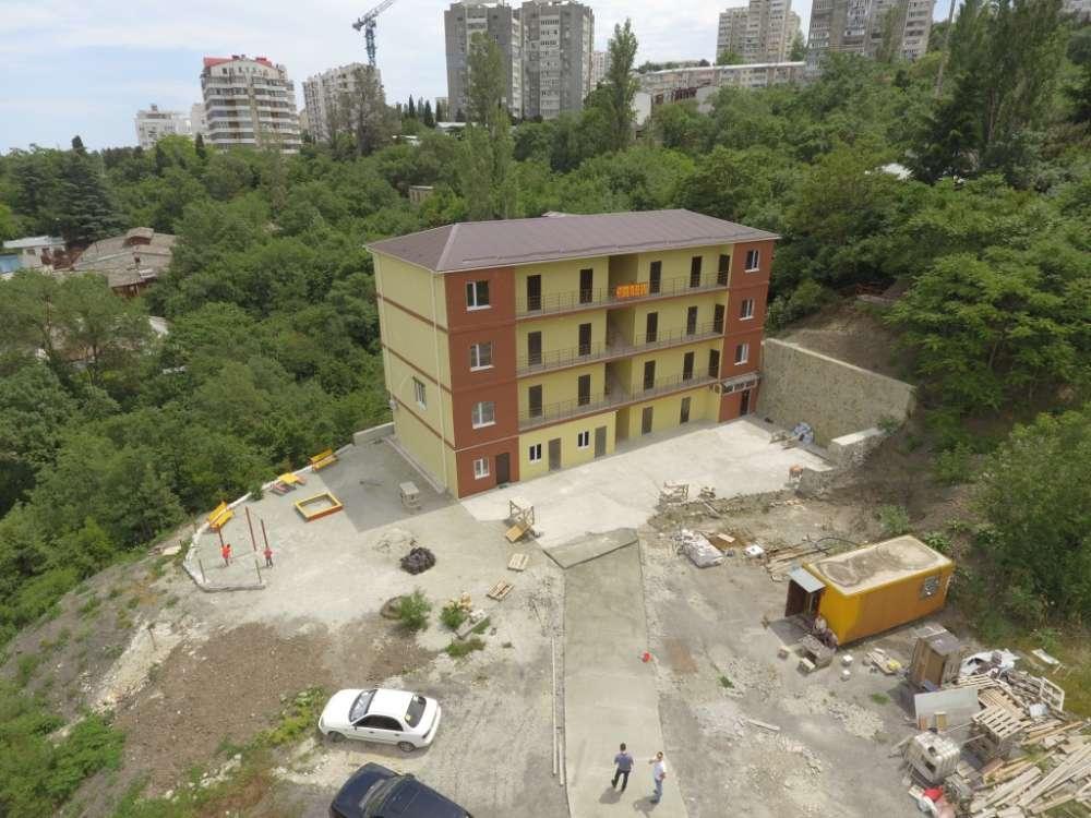 Однокомнатная квартира с ремонтом в новом доме. 1