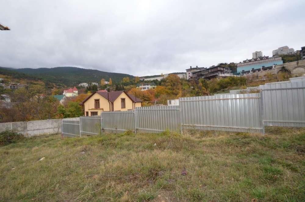 Участок в Массандре с видом на горы 9 соток 2
