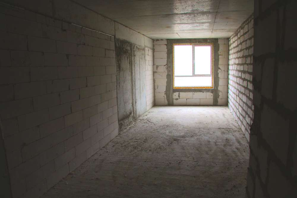 Недорогая квартира-студия в удобном районе Ялты. 1