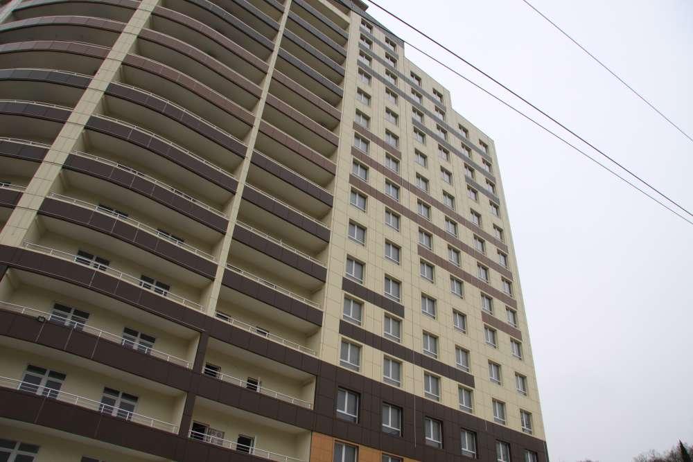 Двухкомнатная квартира в новом комплексе. 8