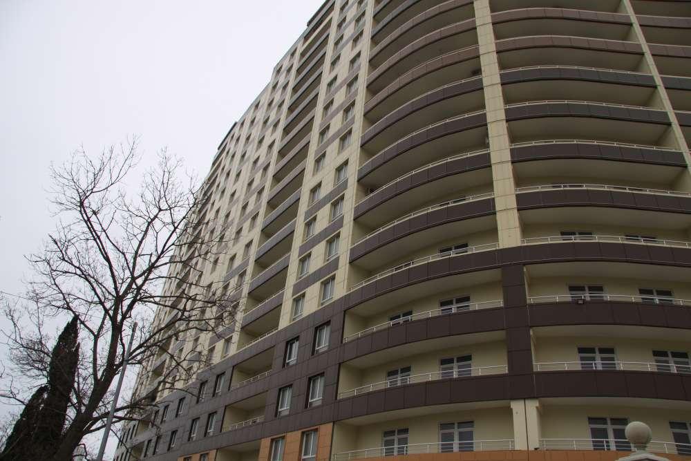 Двухкомнатная квартира в новом комплексе. 10