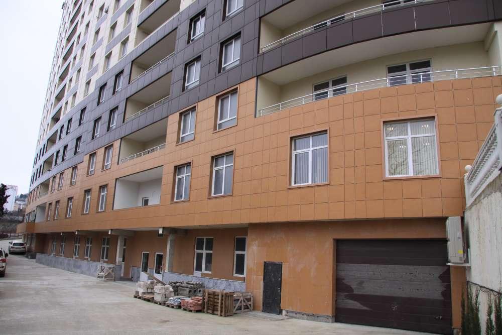 Двухкомнатная квартира в новом комплексе. 11