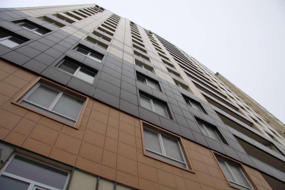 Двухкомнатная квартира в новом комплексе. 12