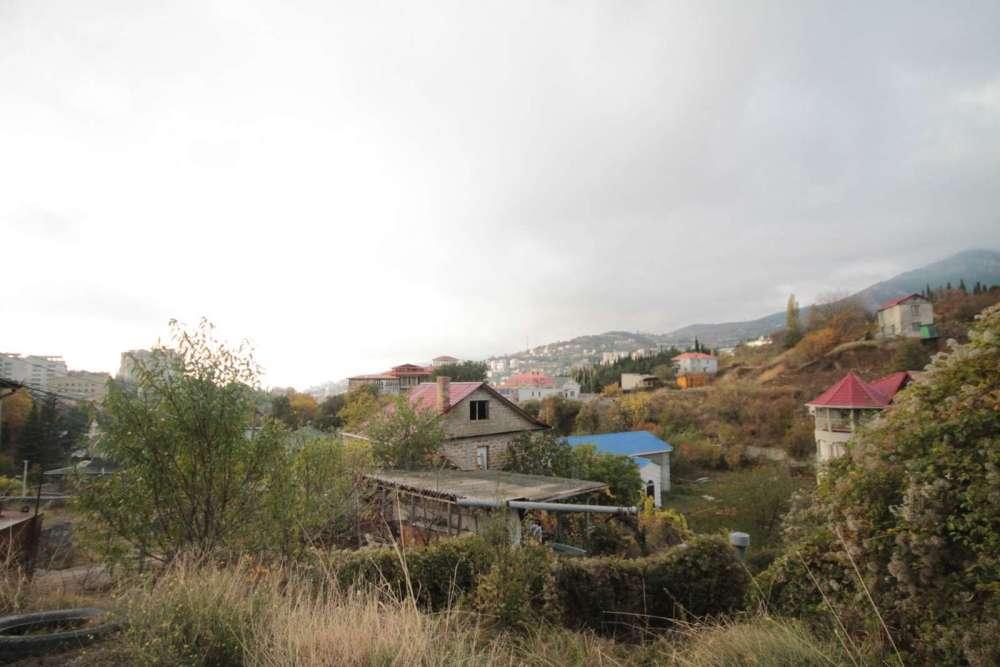 Участок в Ялте 4.6 соток район Васильевка 4