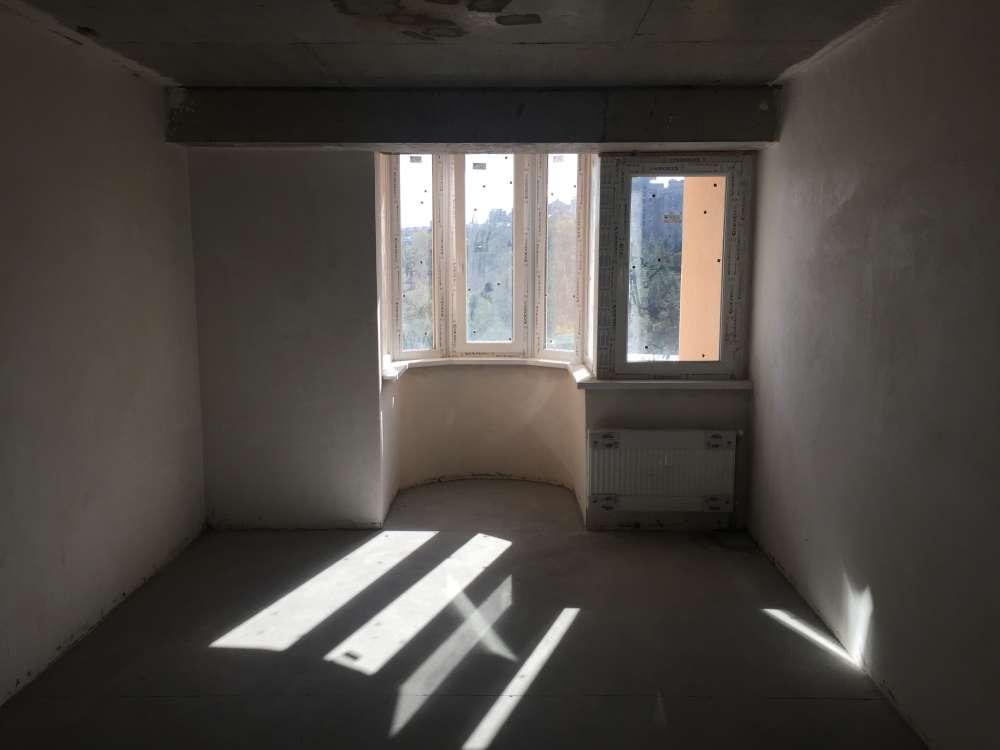 Однокомнатная квартира в новостройке в центре города. 6