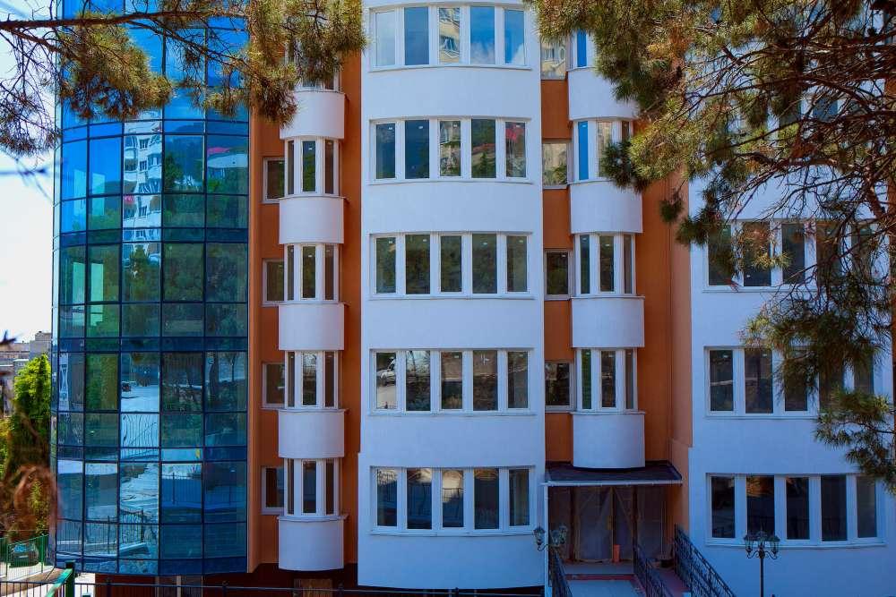 Однокомнатная квартира в новостройке в центре города. 4