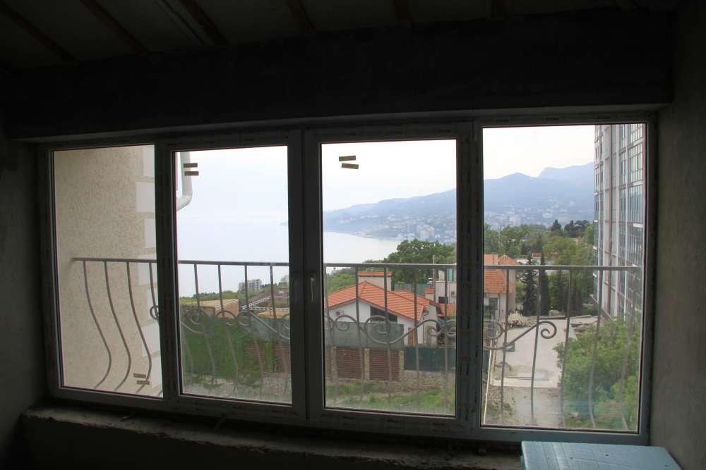 Квартира с панорамным видом 19