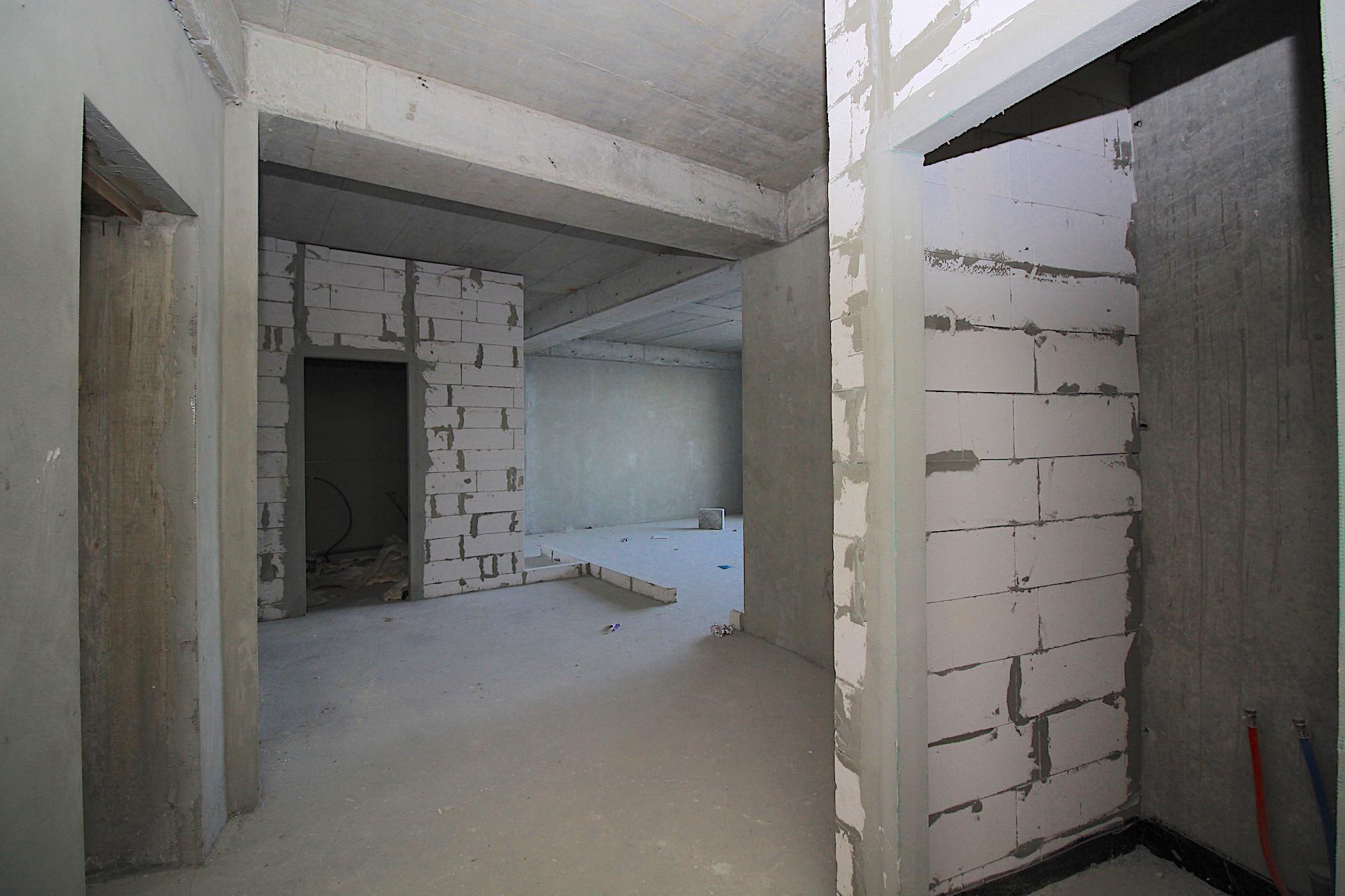 Квартира свободной планировки в ЖК Царская Тропа 12